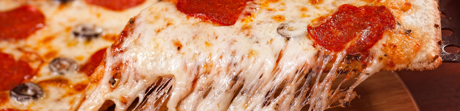 pizza close up